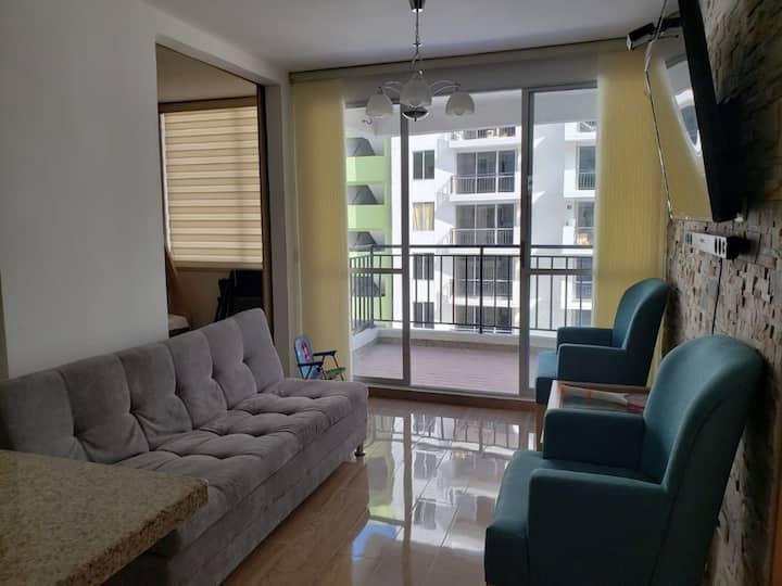 Exclusivo apartamento vacacional en Girardot!!