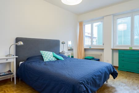 Beautiful apartment in the heart of Zurich Seefeld - Zürich - Apartment