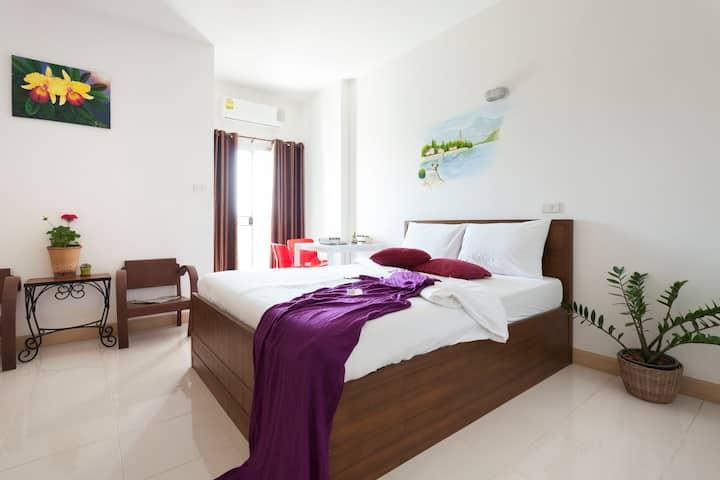 "Apartment room near art village"" Baan Kang Wat"""