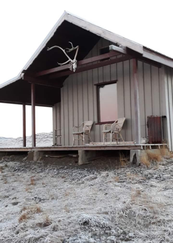 The farmers cabin