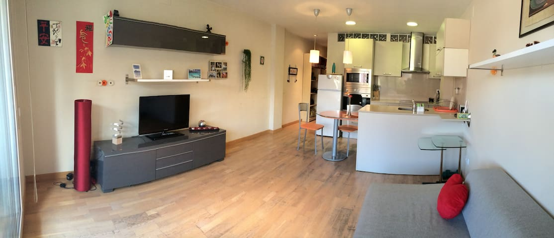 Lovely apartment in Sant Cugat - Sant Cugat del Vallès