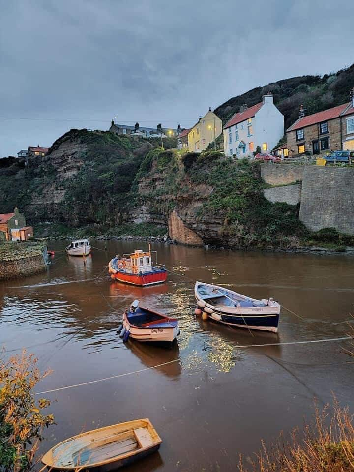 The Anchorage your home in idyllic Staithes