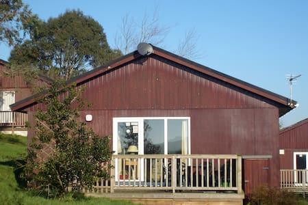 Swedish - Style Lodge  - North Devon - Kabin