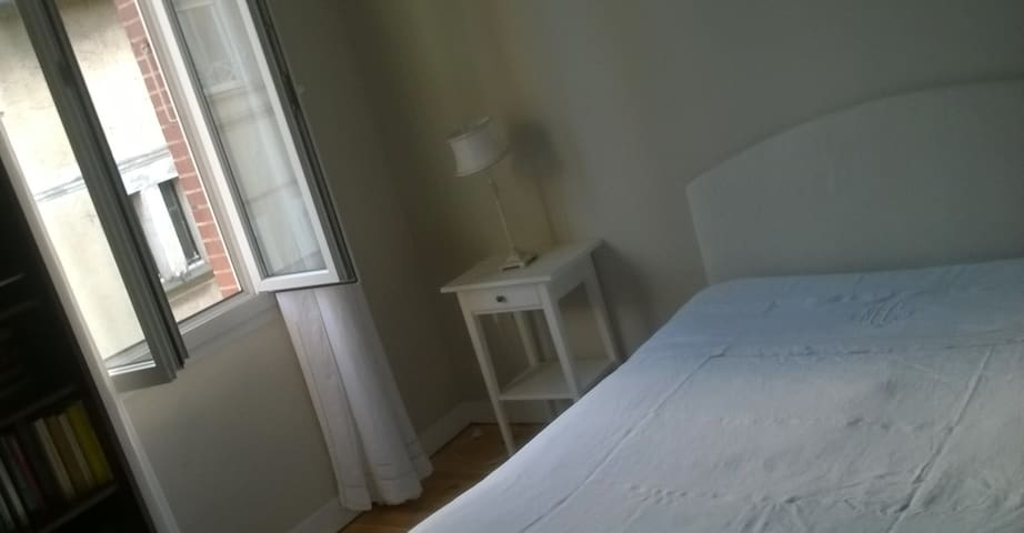 CHAMBRE CONFORTABLE COUCHAGE DOUBLE - Toulouse - Bed & Breakfast