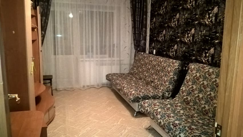 Уютная 3-х комнатная квартирка в Шерегеше !!!