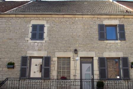 Maison de village - Pannessières
