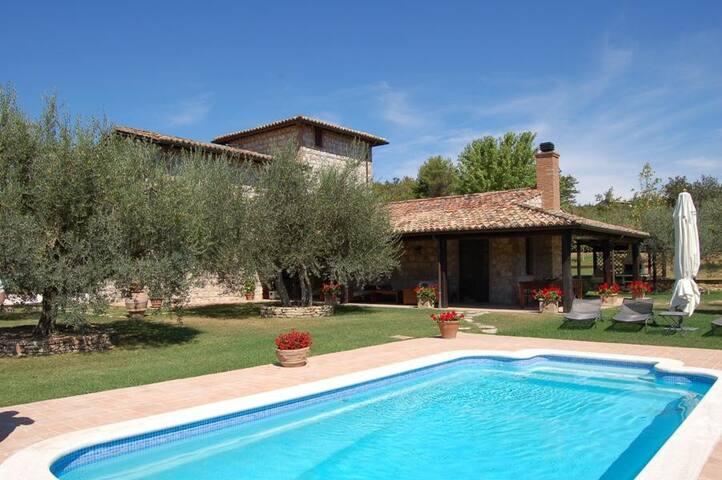 Villa Glicine - San Venanzo - Casa de campo