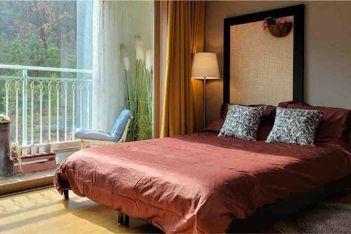 편안하고 조용한 아파트 개인실 Privet Peaceful Apartment Room