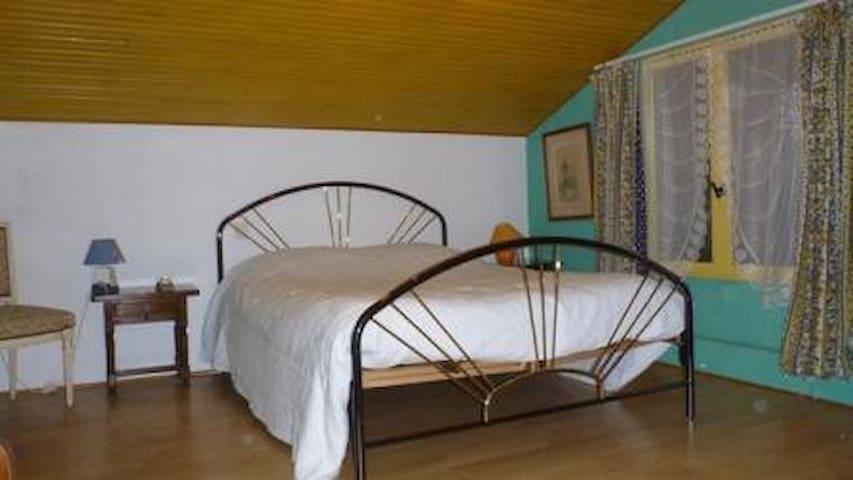 2 Chambres aux murmures du vent - Saint-Paul-les-Fonts - Guesthouse