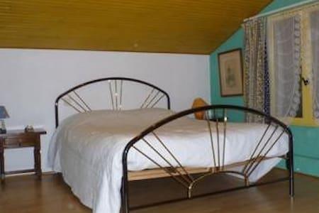 2 Chambres aux murmures du vent - Saint-Paul-les-Fonts