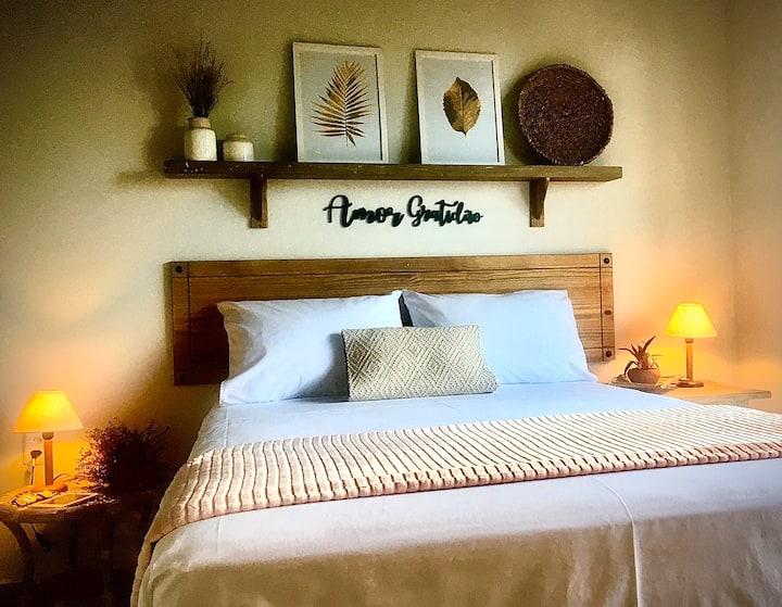 Apartamento compacto, ideal para casal!