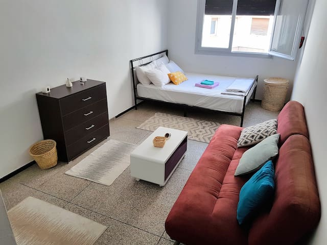 Minimalist Nice & Cosy Flat in City Center ❤️Wifi