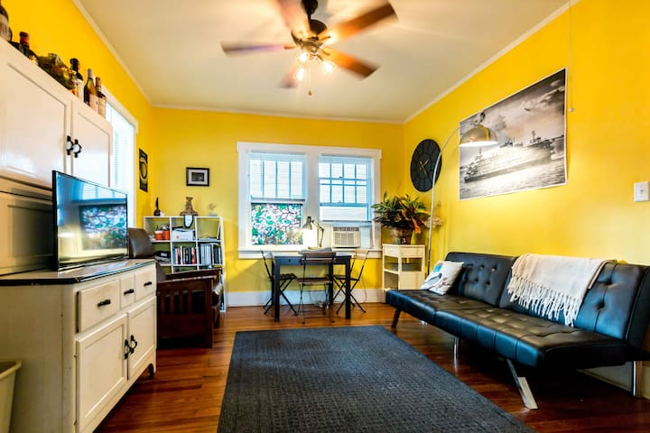 Bright, Colorful Home; Conveniently Located.