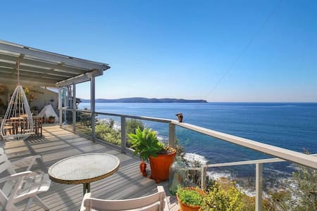 CLIFF COTTAGE - Pearl Beach