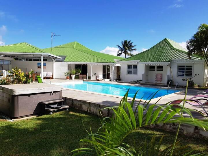 Villa Standing Guadeloupe