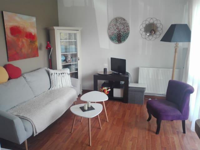 Appartement cosy proche Mont de Marsan et gare