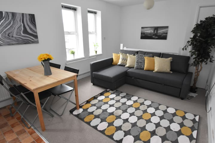 Two Storey Apartment in central location