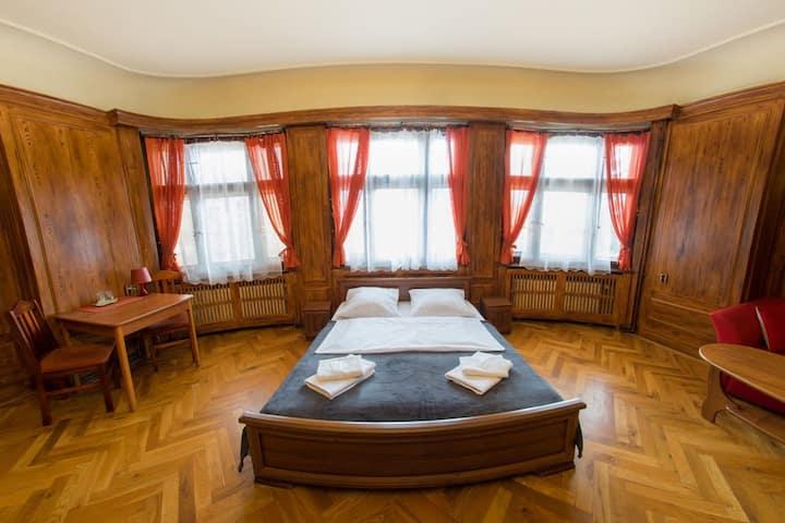 Třílůžkový pokoj s možností přistýlky