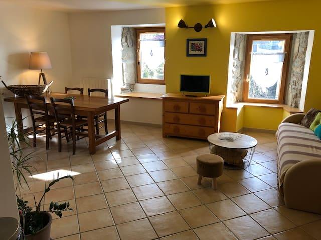 «Le Repère» Maison de village cœur de l'Ardèche