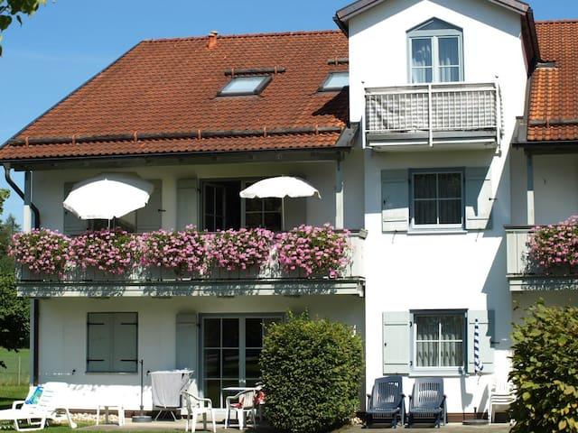 Gemütliche Wohnung mit Pool, Sauna in Oberaudorf - Oberaudorf - Daire