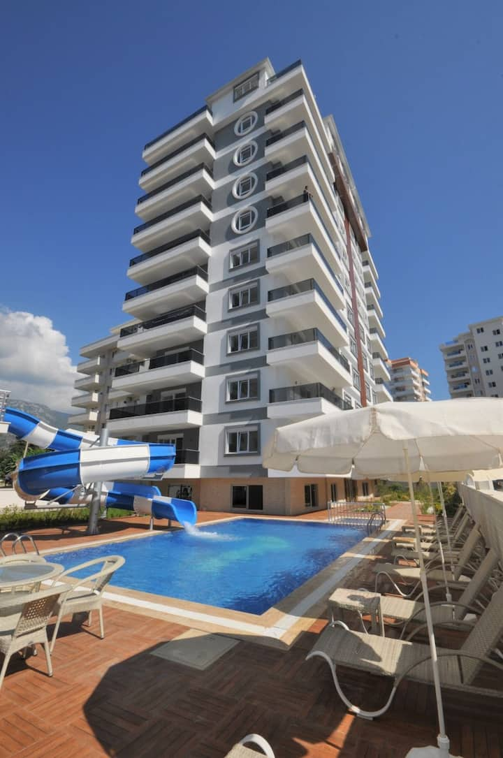 Ideal holiday apartment in Alanya
