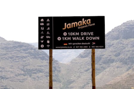 Jamaka Organic Farm & Resort - Clanwilliam
