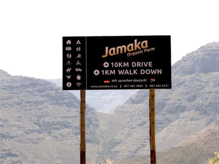 Jamaka Organic Farm & Resort