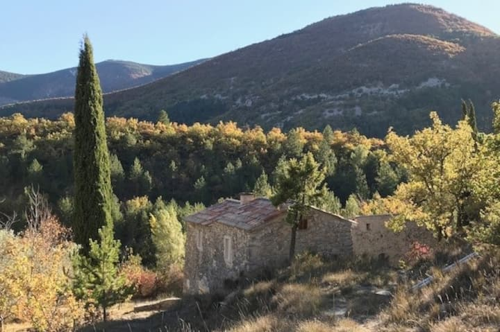 Les Eyssaux des Baronnies provençales