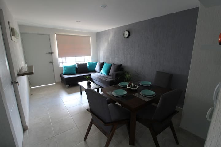 New apartment located in the heart of Tlaquepaque