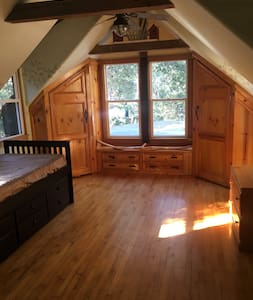 Room in a quaint home in rural Orange County - Silverado - Hus