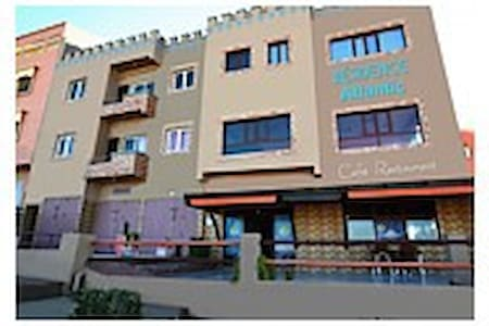 residense atlantic sidi wassay - Agadir