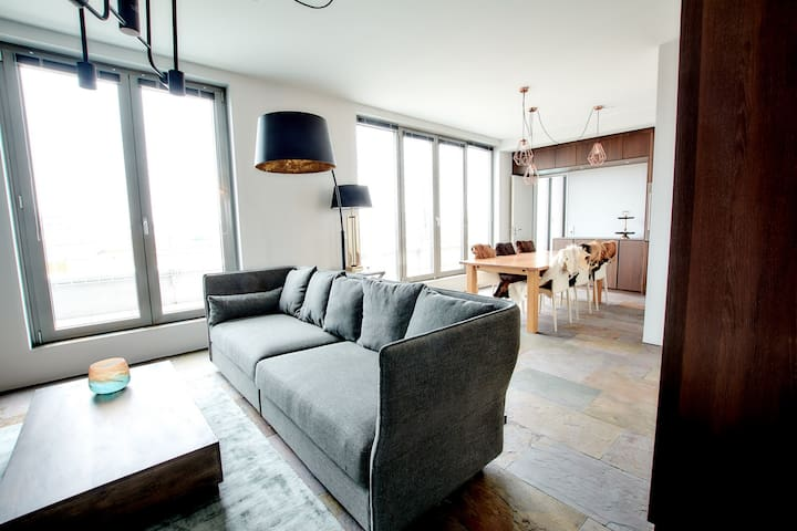 Luxusapartment in Berlin-Mitte