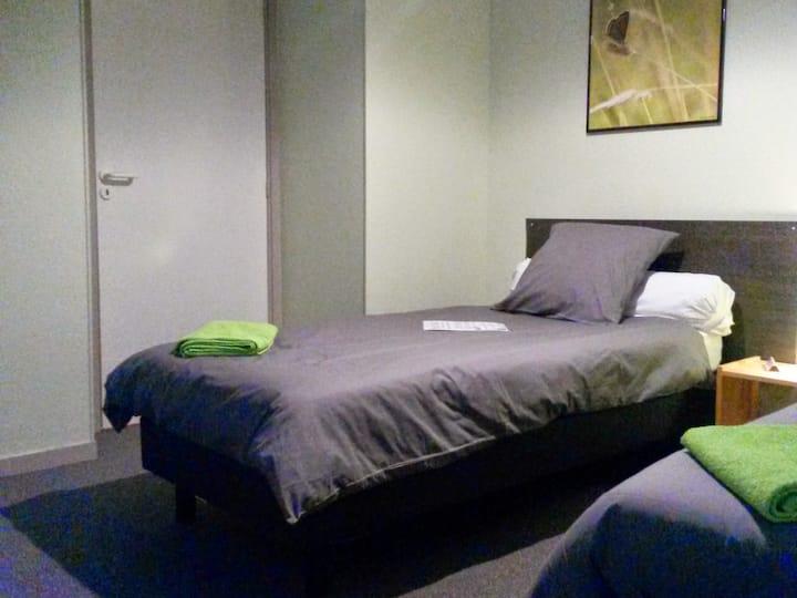 Bedroom 1 - Single beds