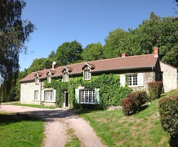 Gîte Saint Roch, Vauvillard (lieux dit ), Uchon - Mesvres - Casa