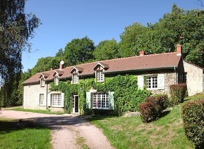 Gîte Saint Roch, Vauvillard (lieux dit ), Uchon