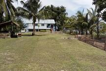 Ocean and Island View at Mims House