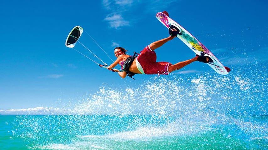 Beachfront~Coral Beach~Best Location in Isla Verde - Carolina - Condominium