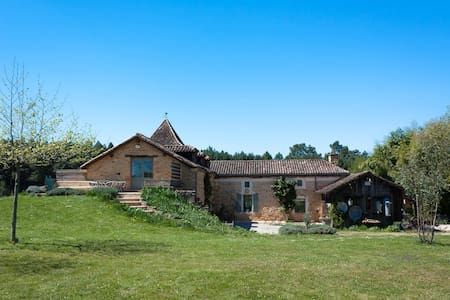 Charming gîte for 6 in the heart of the Dordogne