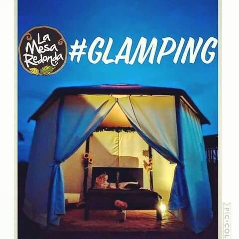 Parador La Mesa Redonda - Camping de Lujo-Glamping
