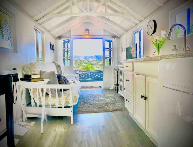 Hilltop Hideaway Tiny Home