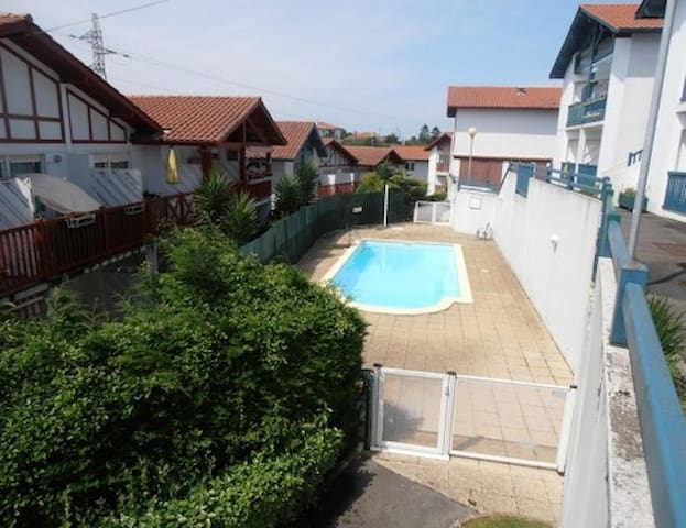 Apartamento en Hendaya próximo a la playa