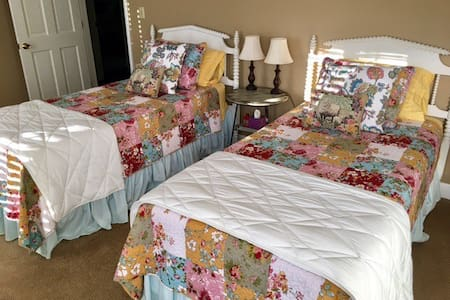 Comfy Twin Beds Close to Downtown - Hartsville - Haus