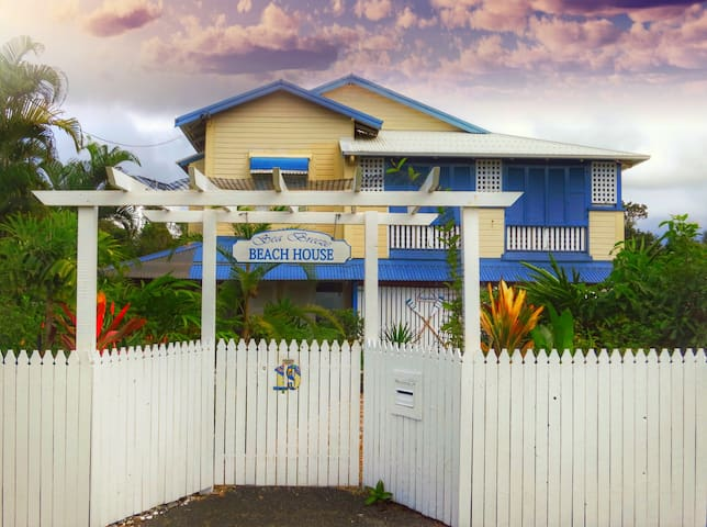 Seabreeze Beach House B & B - Wongaling Beach - Bed & Breakfast