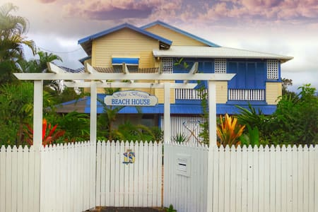 Seabreeze Beach House B & B - Wongaling Beach