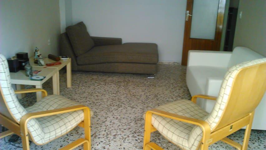 disfruta y relajate en comunidad valenciana - Monòver - Apartment