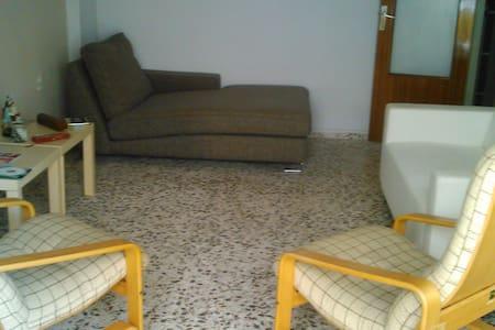 disfruta y relajate en comunidad valenciana - Monòver - Appartement