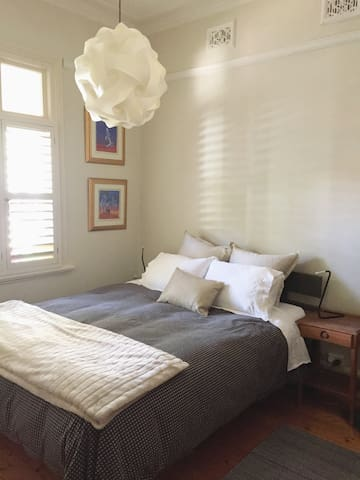 Comfortable room close to the city