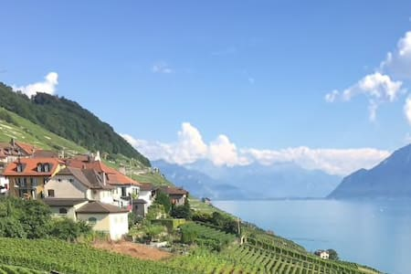 Lovely apartment with balcony 3min from Lausanne - Chavannes-près-Renens