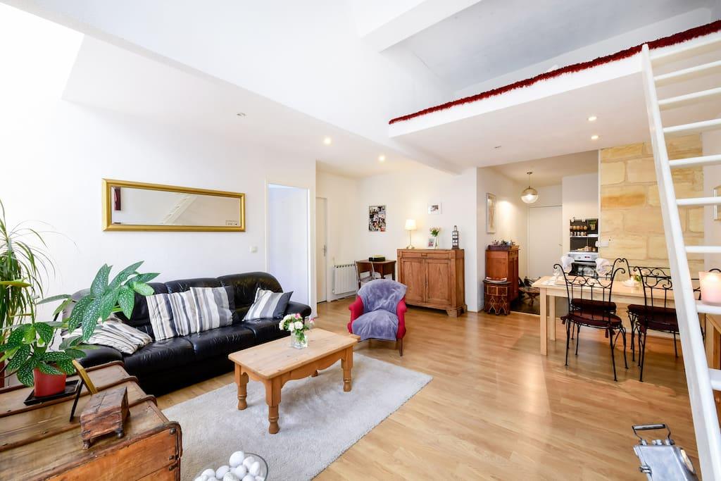 Appartement bordeaux centre appartements louer for Louer bordeaux