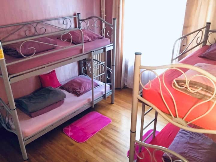 Shared Room A